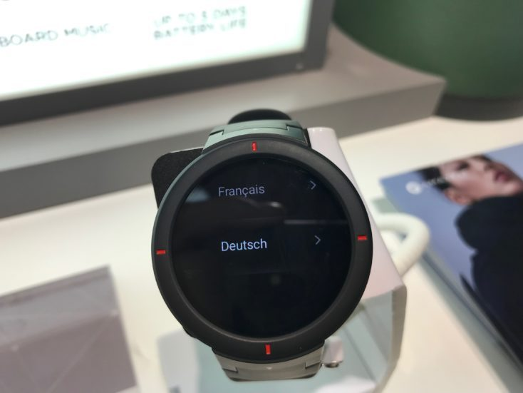 Huami Amazfit Verge German