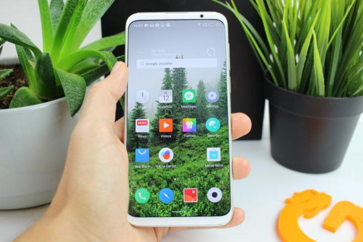 Meizu 16 Smartphone