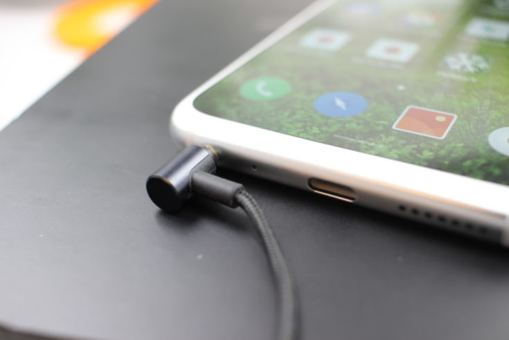 Meizu 16 headphone jack