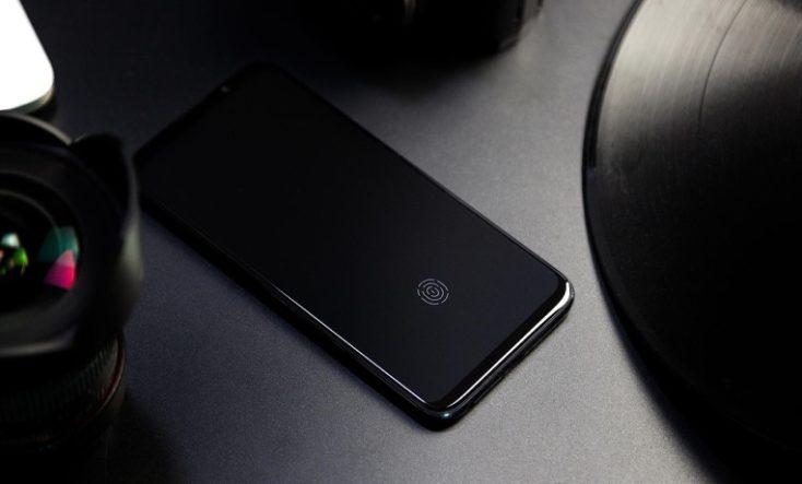 Meizu 16X Fingerprint Sensor in Display