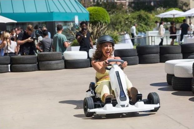 Ninebot Segway Gokart race track