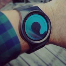 Pointerless Sinobi Wristwatch