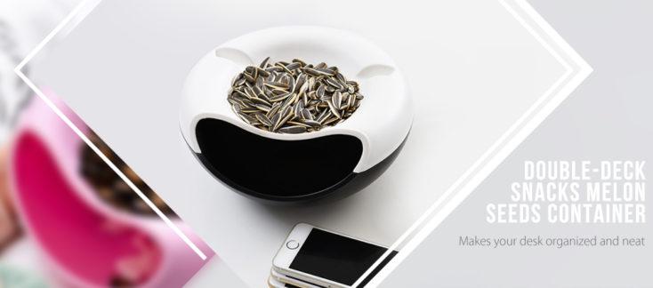 Smartphone Holder & Snack Bowl