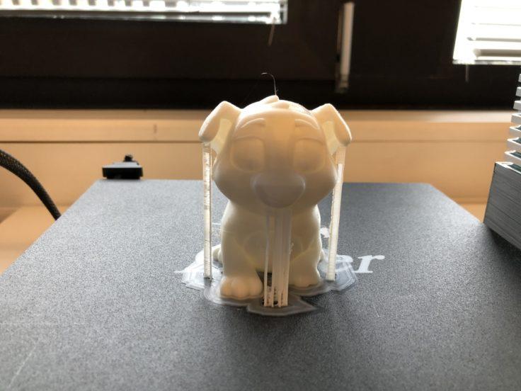 Ender-3 3D printer - worthy successor? for $189 99