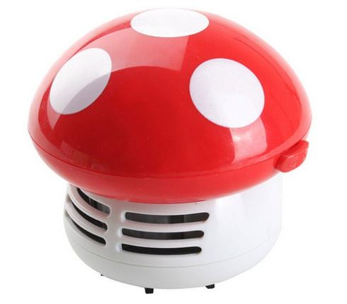 Table Vacuum Cleaner Mushroom