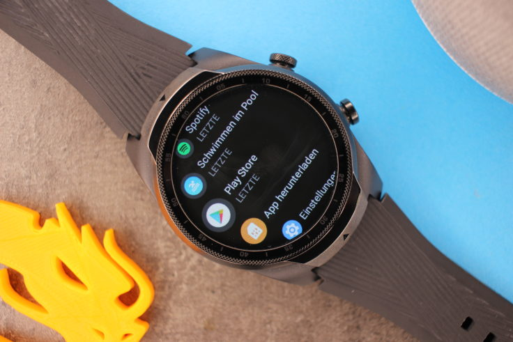 TicWatch Pro 4G LTE Play Store