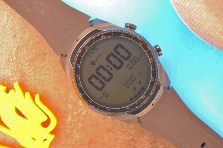 TicWatch Pro 4G LTE Sports Tracking LCD