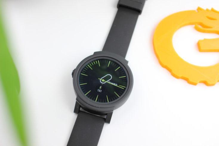 Ticwatch E Smartwatch Design