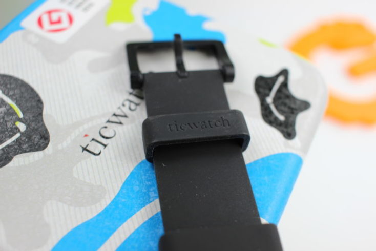 Ticwatch E Smartwatch Silicone Dust