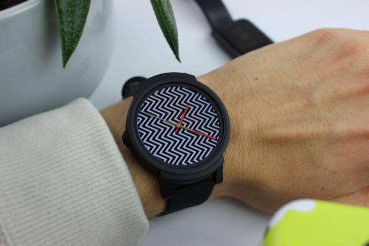 Ticwatch E Watchface