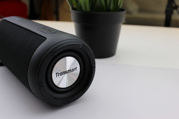 Tronsmart T6 stand and passive radiator