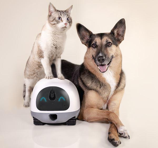 VAVA Pet Cam Pet Robot
