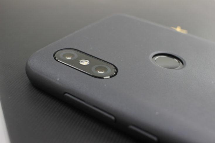 Xiaomi Mi Mix 3 Camera Case