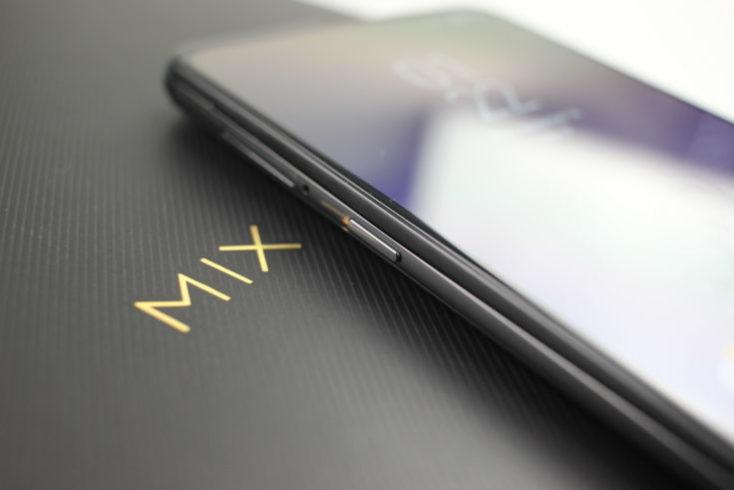 Xiaomi Mi Mix 3 Mi AI Button