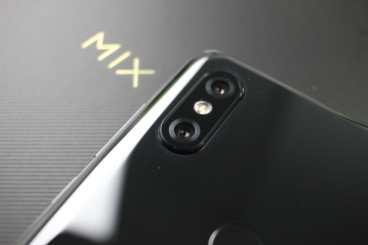 Xiaomi Mi Mix 3 main camera
