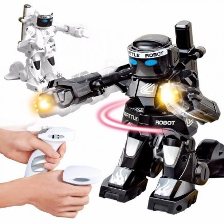 777-615 RC Combat Robot Remote Control Functions