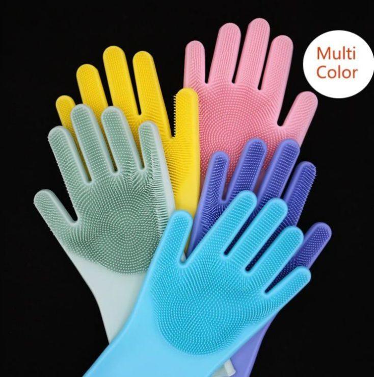 Dishwasher Gloves Colours