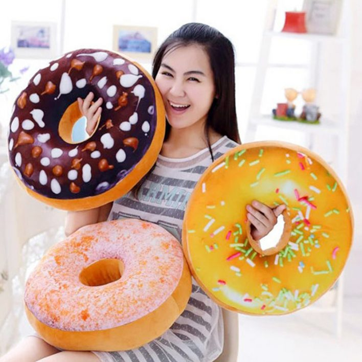 Donut Pillow Variety