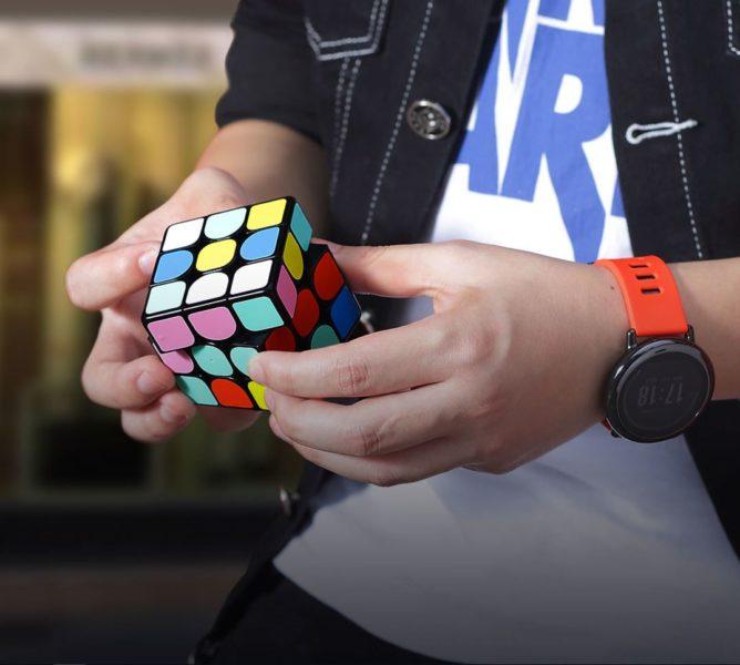 Giiker Supercube i3 Magic Cube Solve