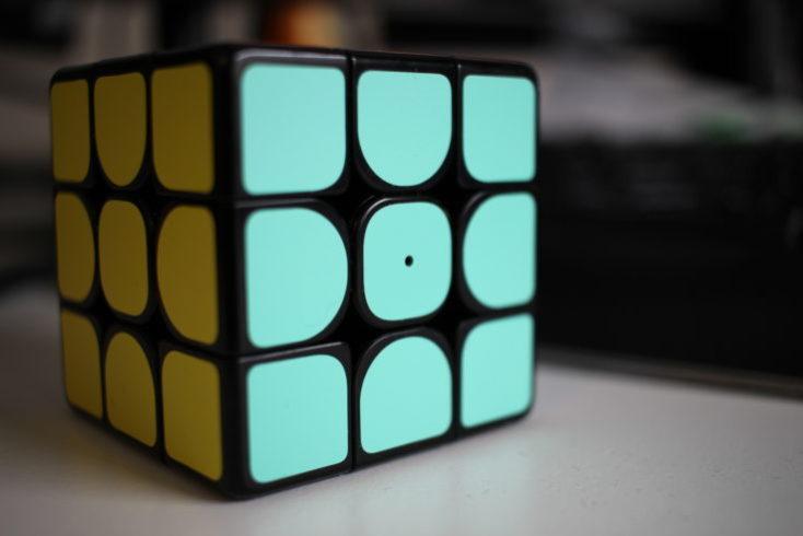 Giiker Supercube i3 connection