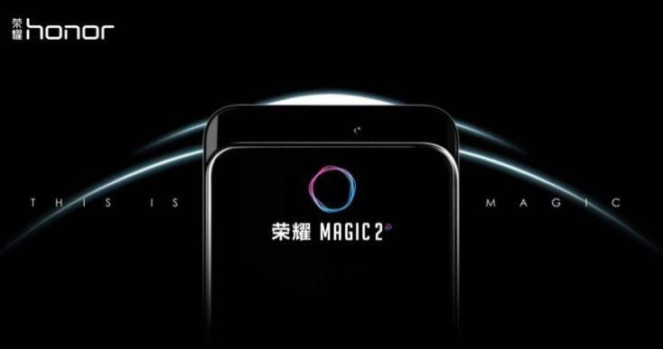 Honor Magic 2 Slider Mechanism this is magic