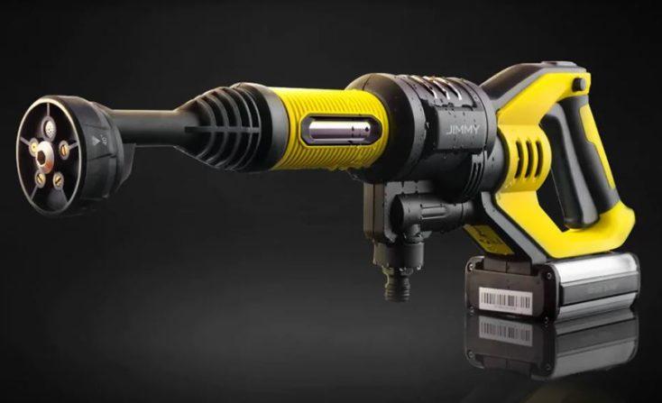 Jimmy JW31 High Pressure Cleaner Design