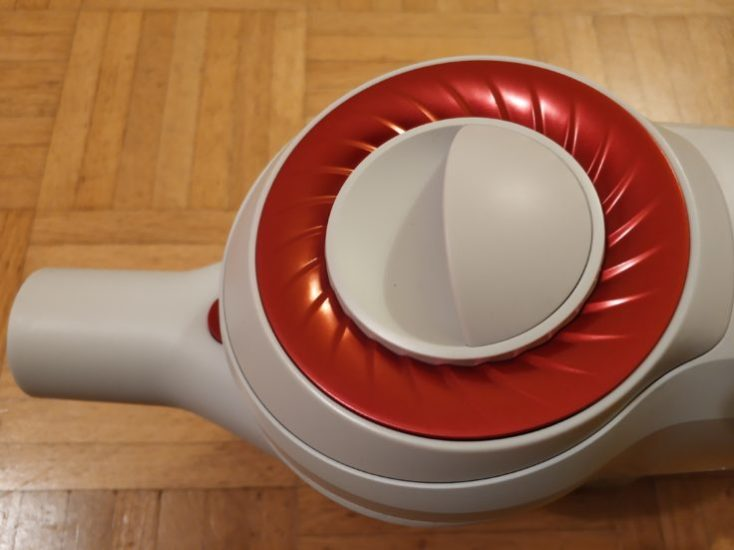 Jimmy JY51 Battery Vacuum Cleaner Design