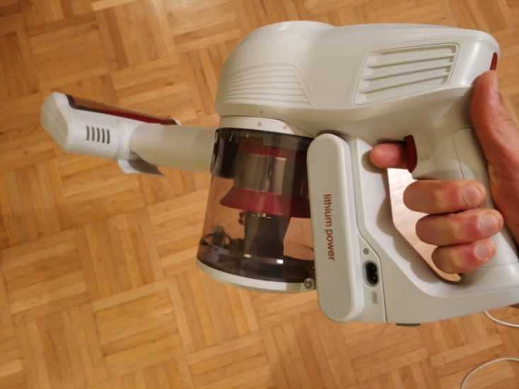 Jimmy JY51 Battery Vacuum Cleaner Hand Vacuum Cleaner Mite Attachment