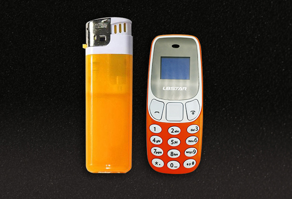 L8STAR BM10: Mobile phone for $14 57 - A Nokia 3310 clone in