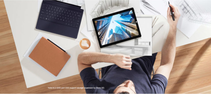 Teclast X6 Pro for working