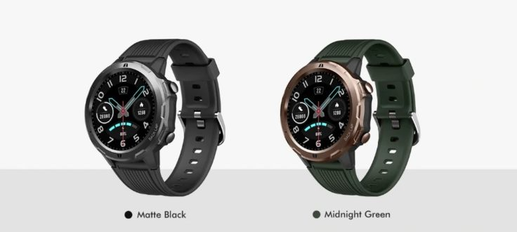 Umidigi Uwatch GT colors