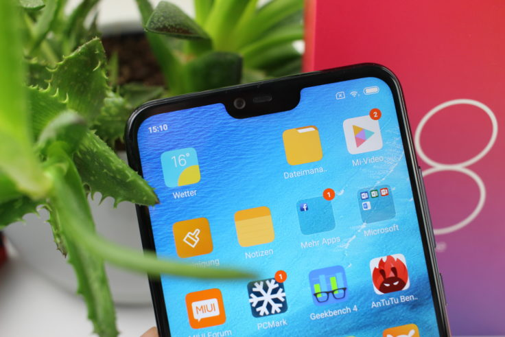 Xiaomi Mi 8 Lite officially introduced - did they copy Honor?