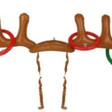 inflatable reindeer antler