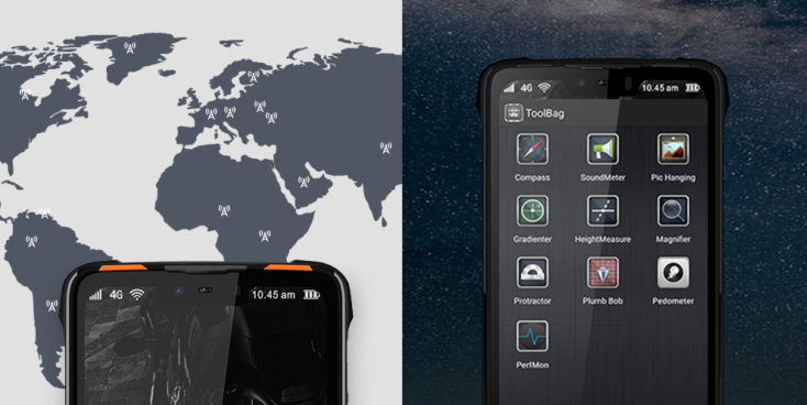 Doogee S90 LTE and Software