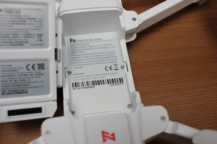 FIMI X8 SE Drone Battery Case with CE Certification