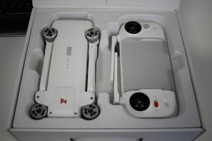 FIMI X8 SE Drone in its original Packaging