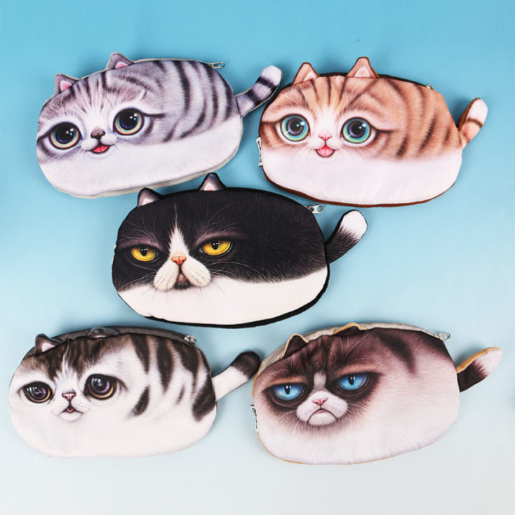 Grumpy Cat pencil case