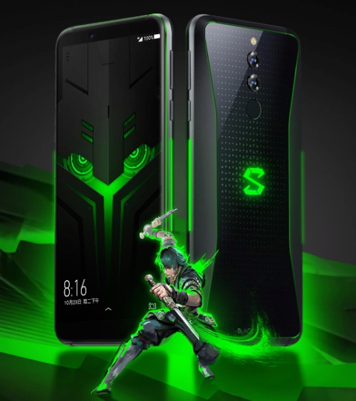 Xiaomi Black Shark 2 Helo Gaming