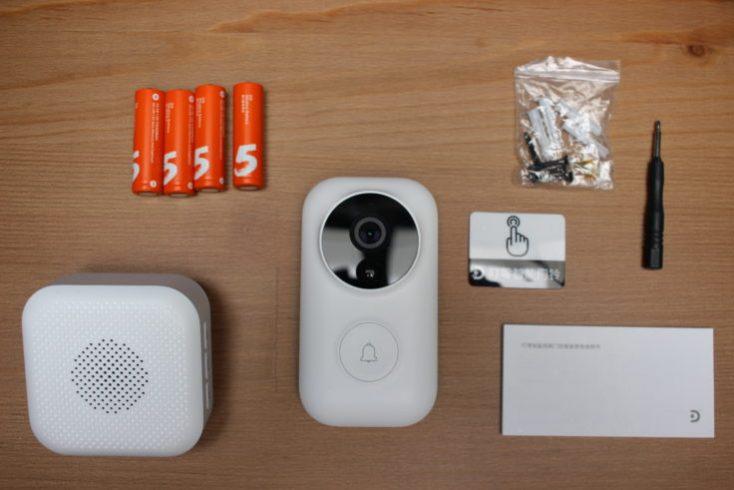 Xiaomi Dingling Smart Doorbell Accessories