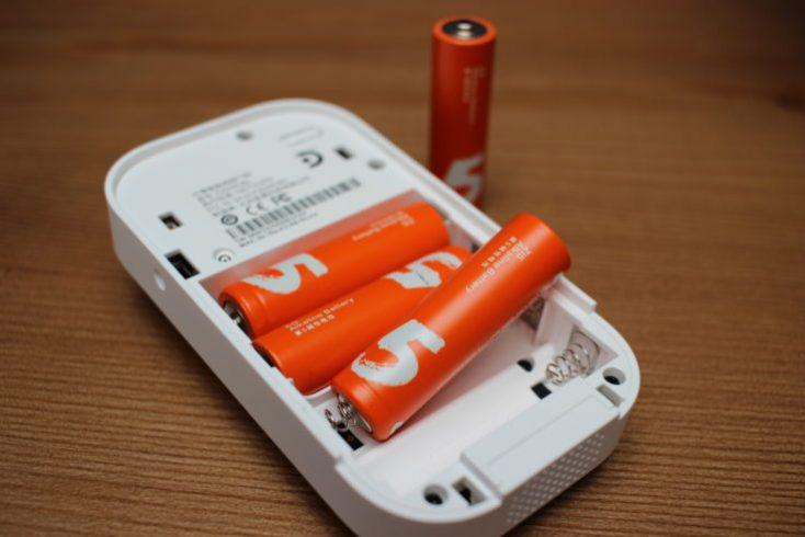 Xiaomi Dingling Smart Doorbell Batteries