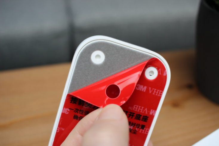 Xiaomi Dingling Smart doorbell adhesive surface