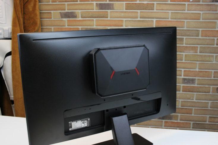 CHUWI GBox Mounting bracket rear screen