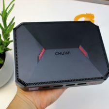 CHUWI GBox plastic top side