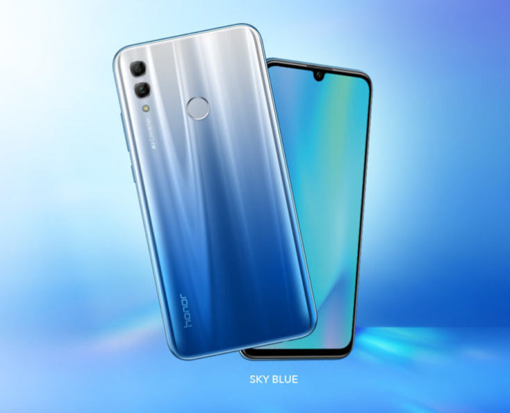 Honor 10 Lite Sky Blue