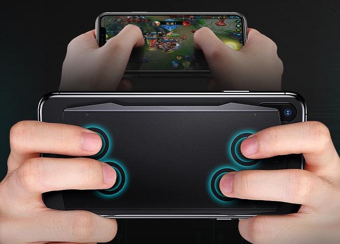 MUJA Gamepad Smartphone Keys