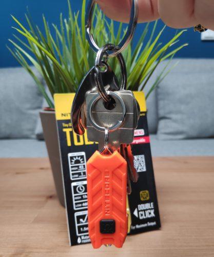 Nitecore Tube Keychain