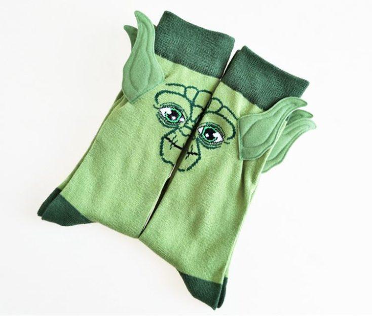 Socks Ears Yoda