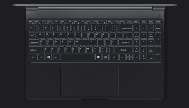 Teclast F15 Keyboard