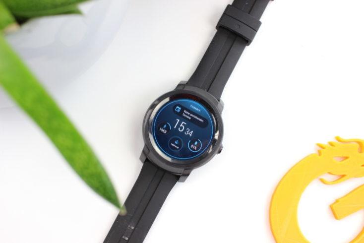 Ticwatch E2 Smartwatch Design