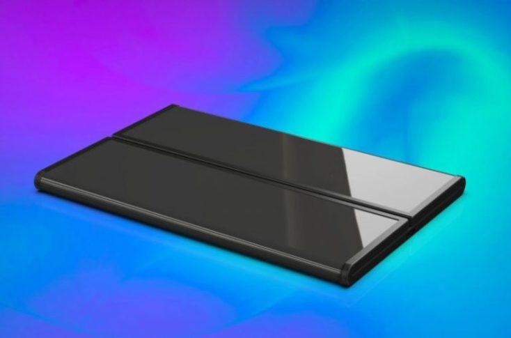 Xiaomi Flexible Smartphone Display Off